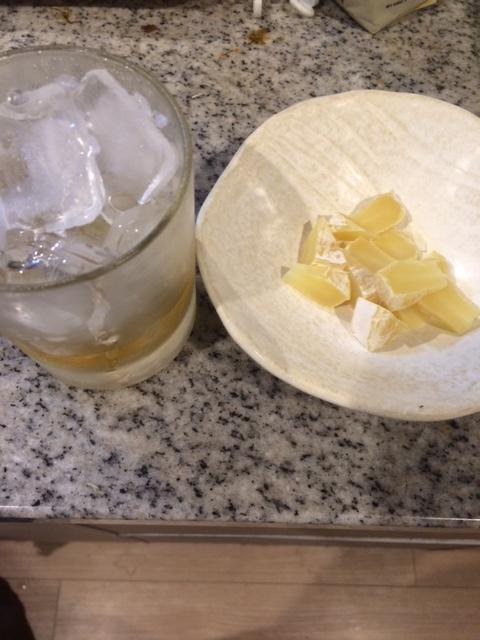 やぎのチーズ