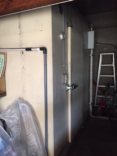 江東区木場冷蔵室
