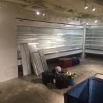 武蔵野市オープンケース解体撤去作業