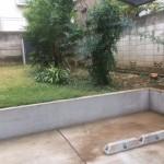 大田区邸宅中低木伐採撤去作業