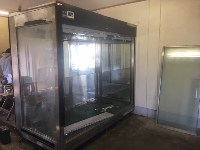 久喜市業務用冷蔵庫
