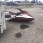 木更津市ジェットスキー3艇の撤去