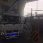 墨田区廃棄物コンテナ交換