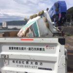 南房総小型漁船解体