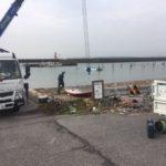 富津市和船解体撤去処分