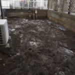 船橋市土壌改良作業