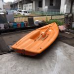 横浜市ディンギー解体処分