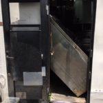 杉並区業務用冷蔵庫解体撤去作業