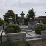 神奈川県灯篭移設作業