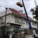 足立区中型金庫の撤去及び大型家具の撤去
